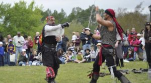 There's A Pirate Festival Happening In North Carolina And Your Whole Family Will Love It