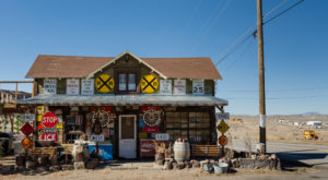 The Strangest Town In The West Is Right Here In Nevada… And You'll Want To Visit