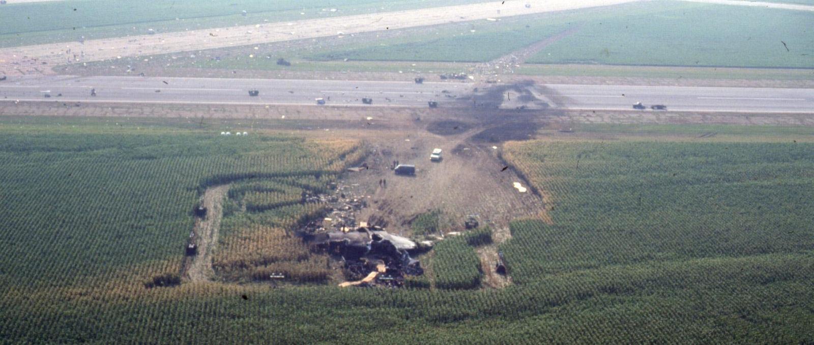 United Airlines Flight 232 Was The Deadliest Plane Crash