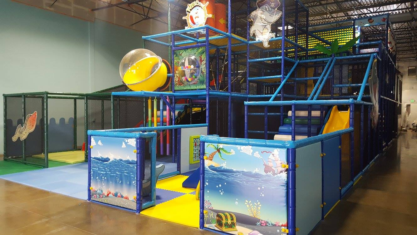coconut cove is an indoor playground in utah that u0026 39 s perfect on a cold  wet day