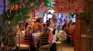 This Alice In Wonderland Themed Tea Party In North Carolina Is Like Something From A Dream