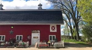 Everyone Should Visit This Amazing Antique Barn Near Detroit At Least Once