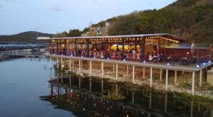 These 9 Restaurants Have The Most Amazing Lakeside Views in Austin