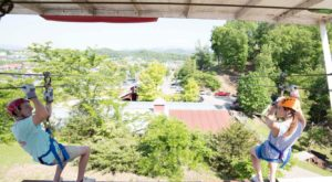 The Awesome Adventure Park You Can Only Experience Right Here In Tennessee