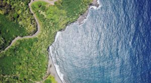 Hawaii's Windiest Road Has Over 600 Curves And It's Not For The Faint Of Heart