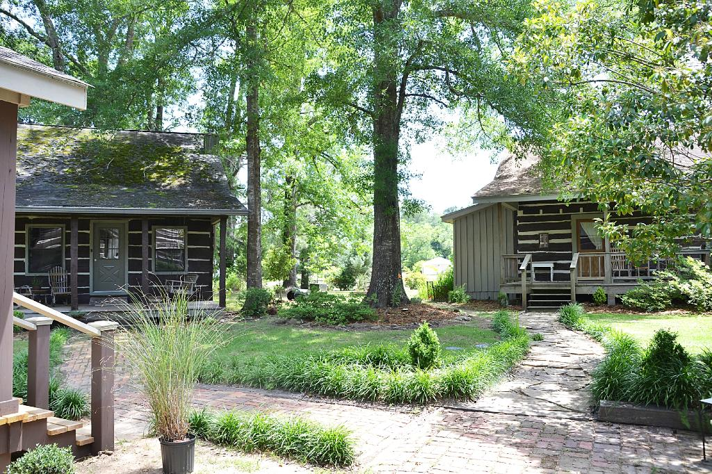 The French Camp Historic Village Is One Of The Best Places