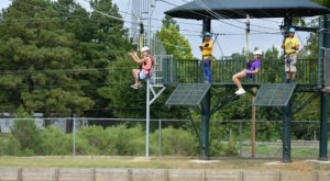Most People Don't Know This Louisiana Zoo And Adventure Park Even Exists