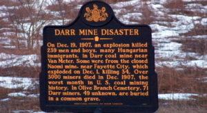 One Of The Deadliest Accidents In U.S. History Happened Right Here In Pennsylvania