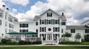 This Vermont Hotel Is Among The Most Haunted Places In The Nation
