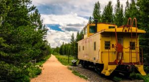 These Scenic Rail Trails In Wyoming Are Downright Picture Perfect