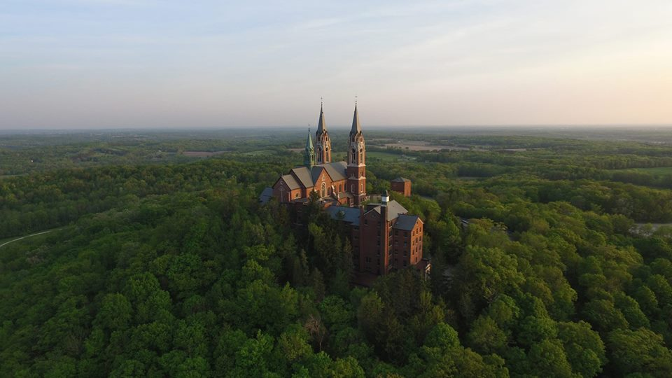 Holy Hill Basilica Is The Most Beautiful Place Near Milwaukee