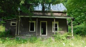 Most People Have Long Forgotten About This Vacant Ghost Town In Rural Ohio