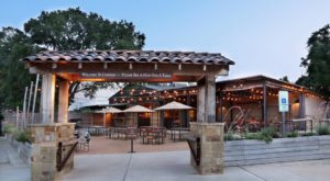 This Charming Restaurant Has The Most Beautiful Patio In All Of Austin