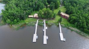 The Amazing Minnesota Restaurant You Can Only Get To By Boat
