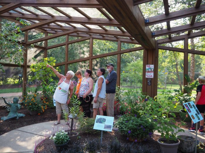 The Botanical Garden Of The Ozarks In Fayetteville Has The