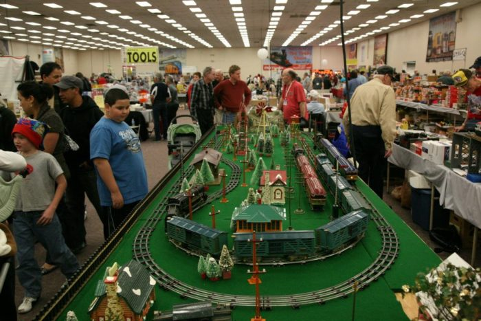 Colorado S Rocky Mountain Train Show Is A Train Lover S Dream