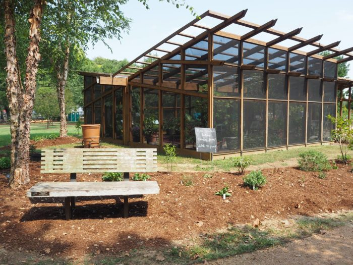 The Botanical Garden Of The Ozarks In Fayetteville Has The Only Butterfly House In Arkansas