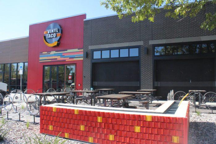 Vinyl Taco In Fargo North Dakota Has The Best Tacos And Tunes