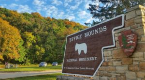 This Hike Takes You To A Place Iowa's First Residents Left Behind