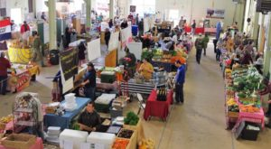 A Trip To This Gigantic Indoor Farmers Market in Vermont Will Make Your Weekend Complete