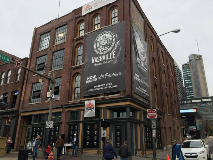 You Ll Never Want To Leave Dierks Bentley S Whiskey Row In Nashville