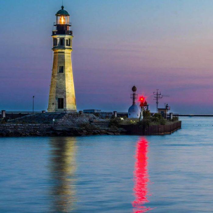 The Beautiful Lighthouse Road Trip To Take Near Buffalo