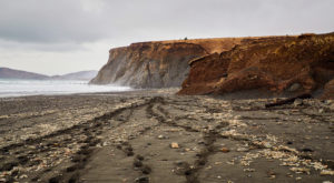 Explore This One-Of-A-Kind Beach In Alaska For The Chance To Find Some Ancient Fossils