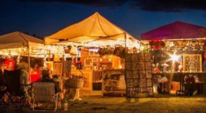 Shop The Night Away At Arkansas' Only Moonlight Market