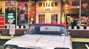 You'll Absolutely Love This 50s Themed Diner In Connecticut