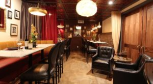 There's A Speakeasy Hiding In One Of Your Favorite Restaurants And You've Got To See It