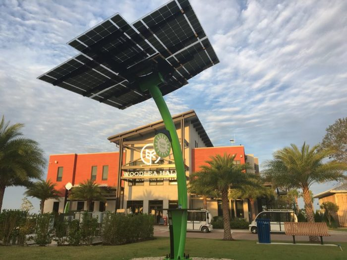 Babcock Ranch In Florida Is America S First 100 Solar