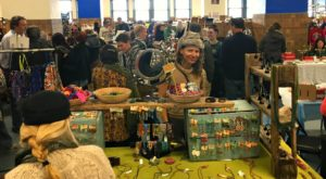 Discover Everything But The Kitchen Sink At This Massive Rhode Island Flea Market