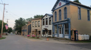 Here Are 9 Of Indiana's Tiniest Towns That Are Always Worth A Visit