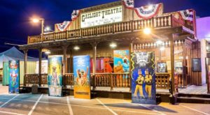 7 Of The Coolest, Most Unusual Places To Dine In Arizona