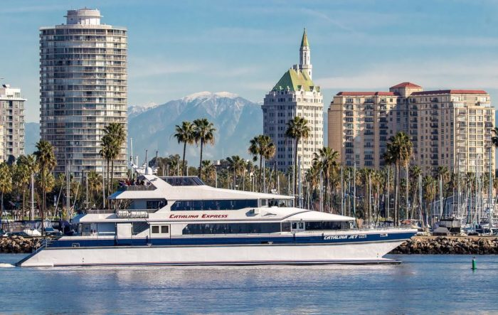 How Much Is The Ferry Ride To Catalina Island