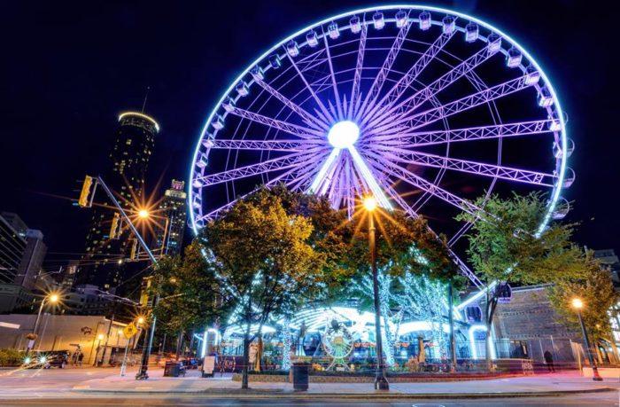 Skystar Ferris Wheel Is Coming To Louisville Kentucky