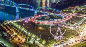 A Massive Ferris Wheel Is Arriving In Kentucky And You Only Have This Spring To Experience It