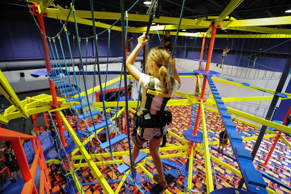 Triple Play Is An Epic Indoor Playground In Idaho That S