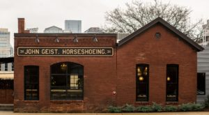 This Antique Blacksmith Shop In Nashville Is Now A Restaurant And You Need To Visit