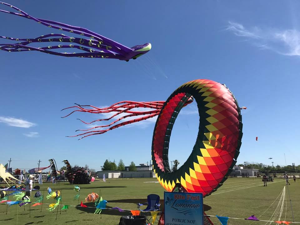 This Incredible Kite Festival In Louisiana Is A Must See