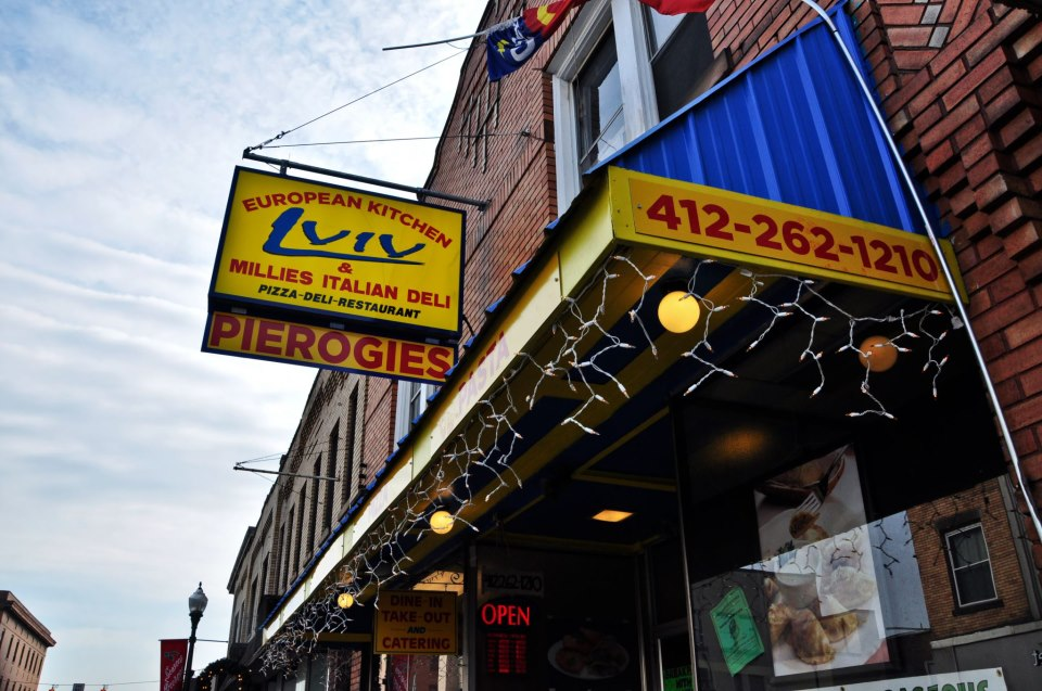 These 7 Places Serve The Best Pierogies In Pittsburgh