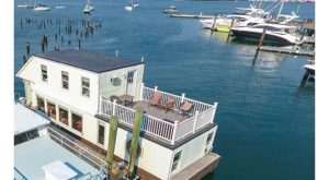 These Floating Cabins In Massachusetts Are The Ultimate Place To Stay Overnight This Summer