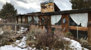 The Oregon Steakhouse In The Middle Of Nowhere That's One Of The Best On Earth