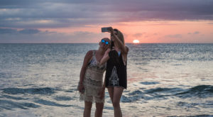 Why You Should Stop Taking Selfies On Vacation