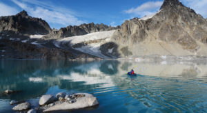 Hike To This Unbelievably Beautiful Alaska Lake High In The Mountains