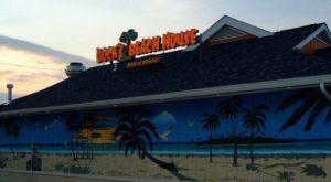 The Beach-Themed Restaurant In Ohio Where It Feels Like Summer All Year Long