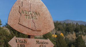 The One Incredible Trail That Spans The Entire State Of Arizona