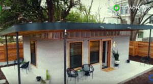 You've Never Seen Anything Like This 3-D Printed House In Texas