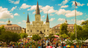 The One Spring Festival That's So Perfectly New Orleans