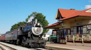 The Pennsylvania Town That's Perfect For A Train-Themed Day Trip